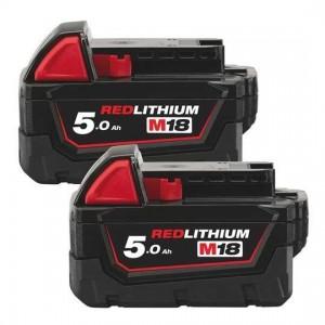 2x akumulator M18 Redlithium