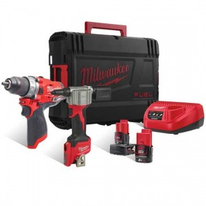 Akumulatorski set Milwaukee M12 FPP2S-422X